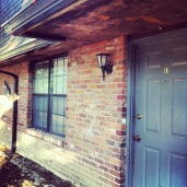 First home with the Hubs (July 2012)