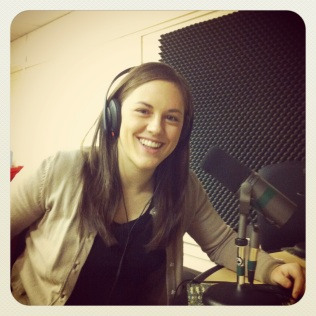 Interviewing with KBIA about This Little Light (December 2012)