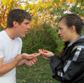 Becoming Katniss (October 2012)